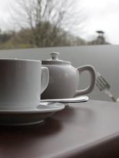 Il est l'heure du thé !
